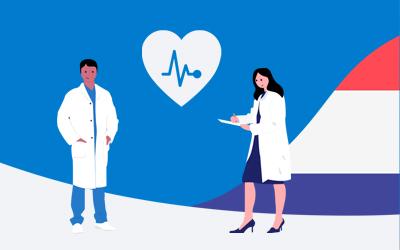 6 MOTIVE SĂ LUCREZI CA ASISTENT MEDICAL GENERALIST ÎN OLANDA