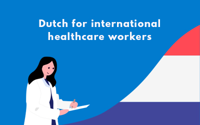 Dutch for international healthcare workers
