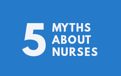 5 Myths about nurses, all to dispel prejudices