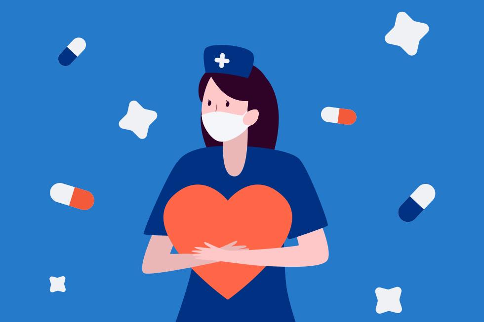 5 Calități ale unui asistent medical EMTG